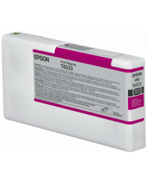 T6533 Vivid Magenta Ink Cartridge (200ml)