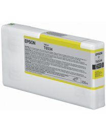 T6534 Yellow Ink Cartridge (200ml)