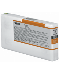 T653A Orange Ink Cartridge (200ml)