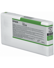 T653B Green Ink Cartridge (200ml)