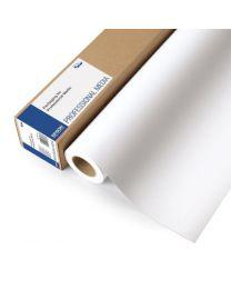 "Epson Singleweight Matte Paper Roll, 17"" x 40 m, 120g/m²"