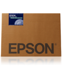"Epson Traditional Photo Paper, 24"" x 36"", 330g/m², 25 Sheets"